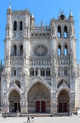 Amiens - cathédrale Notre Dame