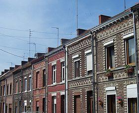 Anzin - maisons