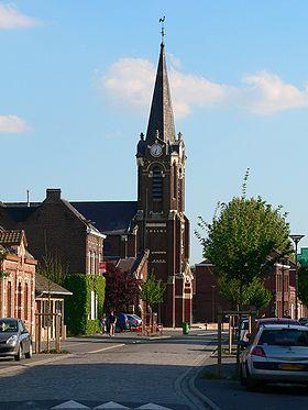 Capelle en Pévèles - l'église