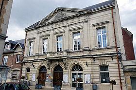 Saint Gobain - la mairie