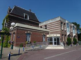 Saint Saulve - la mairie