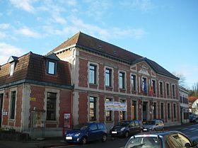 Divion - mairie