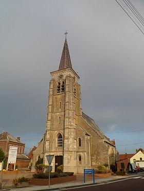 Eglise de Marquette en Ostrevant