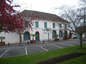 Haillicourt - mairie