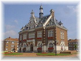 Mairie d' Houplines